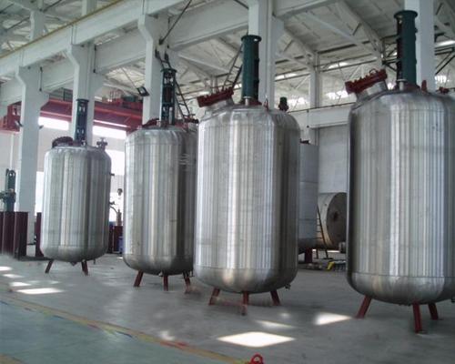 化工原料工厂